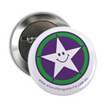 "Star Allergy Alerts - logo 2.25"" Button"