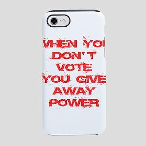 Voter iPhone 8/7 Tough Case