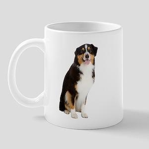 Australian Shepherd Picture - Mug