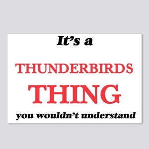 It's a Thunderbirds t Postcards (Package of 8)