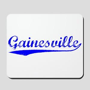 Vintage Gainesville (Blue) Mousepad