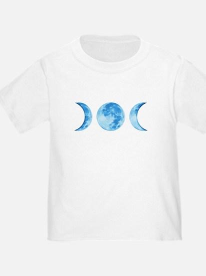 Three Phase Moon T-Shirt