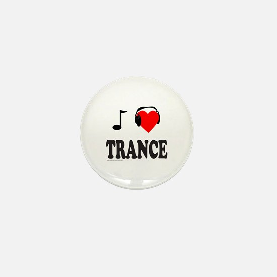 TRANCE MUSIC Mini Button