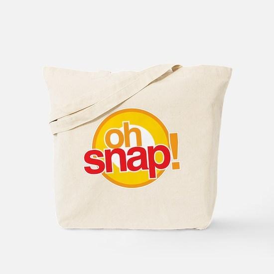 Oh Snap! Tote Bag