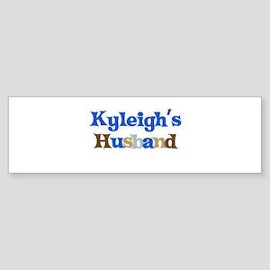 Kyleigh's Husband Bumper Sticker