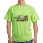 I'm The Next Idol Green T-Shirt