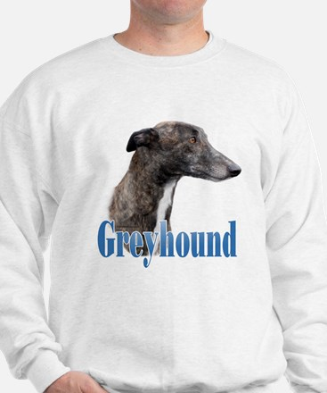 Greyhound Name Sweatshirt