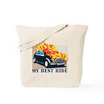 Best ride Tote Bag