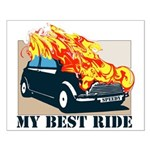 Best ride Small Poster