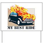 Best ride Yard Sign