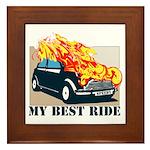 Best ride Framed Tile