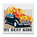 Best ride Tile Coaster