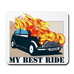 Best ride Mousepad