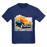 Best ride Kids Dark T-Shirt