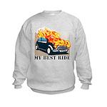 Best ride Kids Sweatshirt