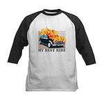 Best ride Kids Baseball Jersey
