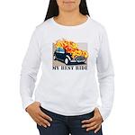 Best ride Women's Long Sleeve T-Shirt