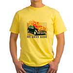 Best ride Yellow T-Shirt