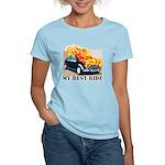 Best ride Women's Light T-Shirt
