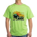Best ride Green T-Shirt