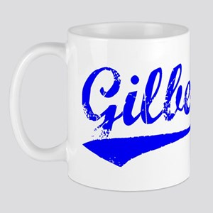 Vintage Gilbert (Blue) Mug