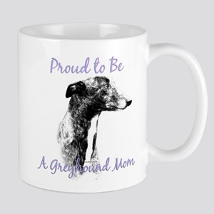 Greyhound Mom1 Mug