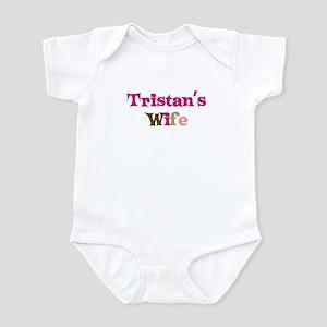 Tristan's Wife Infant Bodysuit