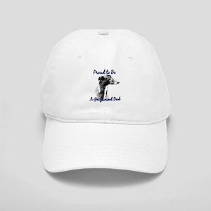 Greyhound Dad1 Cap