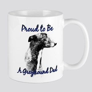 Greyhound Dad1 Mug