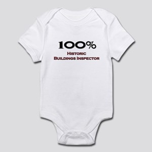 100 Percent Historic Buildings Inspector Infant Bo