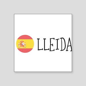 Lleida Sticker