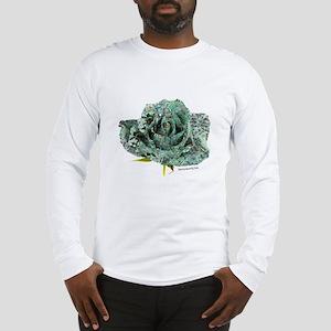 Cyber Rose Long Sleeve T-Shirt