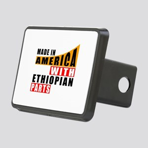 Made In America With Ethio Rectangular Hitch Cover