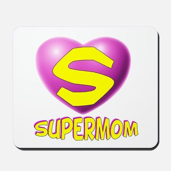 Supermom 2 Mousepad