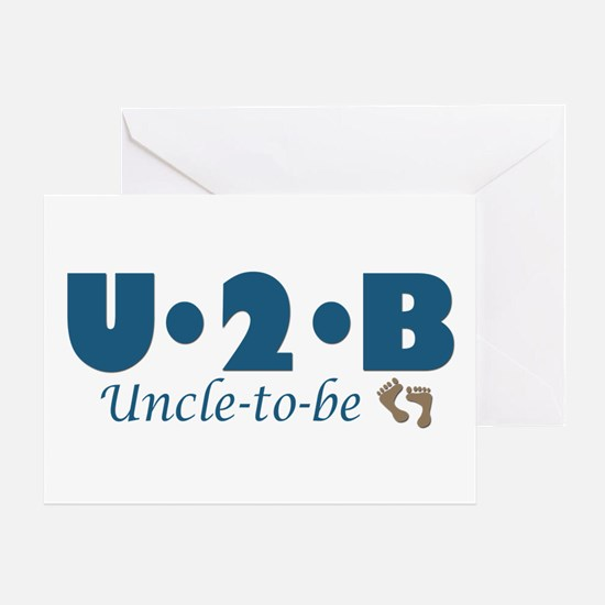 Uncle to Be Greeting Card