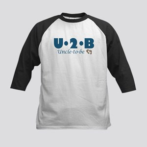 Uncle to Be Kids Baseball Jersey