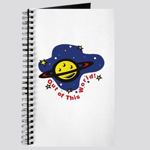 """""""Out of This World"""" Journal"""