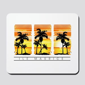 Coco tree mru3 Mousepad