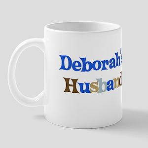 Deborah's Husband Mug