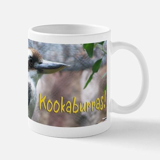 Helaine's Kookaburra Mug