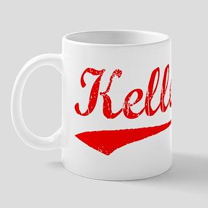 Vintage Kellen (Red) Mug