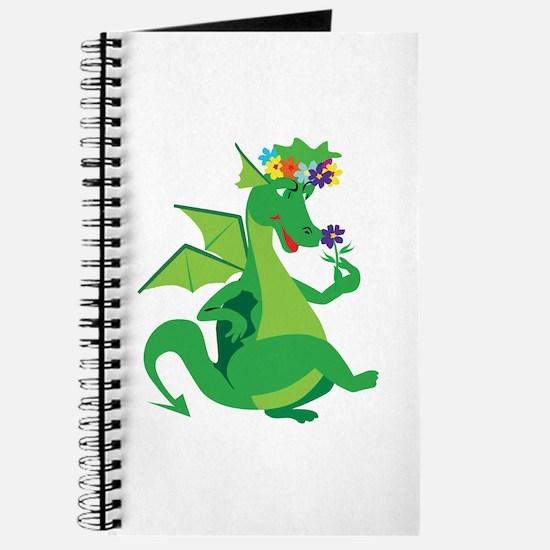 Flower Dragon Journal