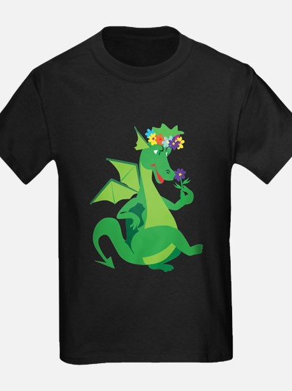 Flower Dragon T