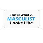 Masculist Banner