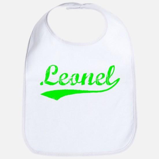 Vintage Leonel (Green) Bib