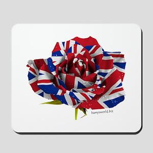 British Rose Mousepad