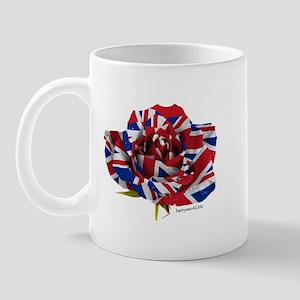 British Rose Mug