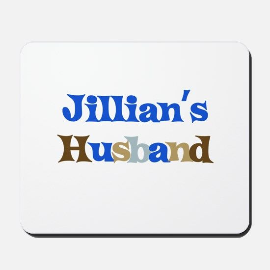 Jillian's Husband Mousepad