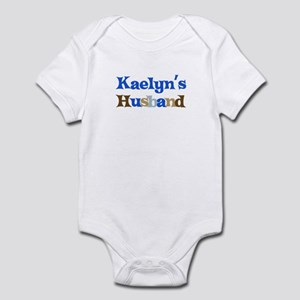 Kaelyn's Husband Infant Bodysuit