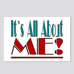 ...It`s All About ME!... Postcards (Package of 8)